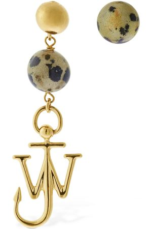 JW ANDERSON Mismatched Anchor Earrings