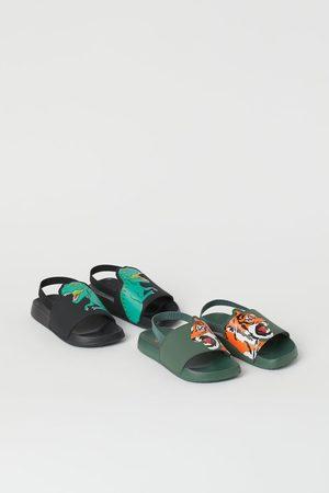H&M Kids High Heels - 2 Pairs Pool Shoes