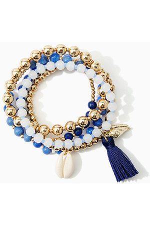 Lilly Pulitzer Women Bracelets - Isle of Tile Bracelet Set
