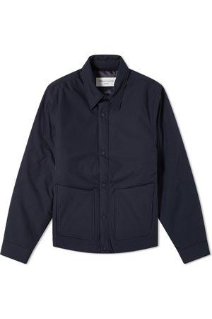 OFFICINE GENERALE Men Puffer Jackets - Stuart Padded Shirt Jacket