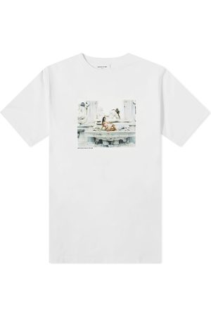 WoodWood Men T-shirts - X Brett Lloyd Sami Ragazza Tee