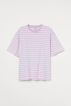 H&M Men T-shirts - Relaxed Fit T-shirt