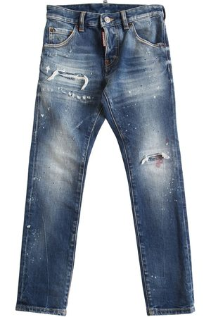 Dsquared2 Destroyed Stretch Jeans