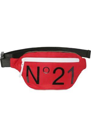 Nº21 Boys Rucksacks - Embroidered Logo Nylon Belt Bag