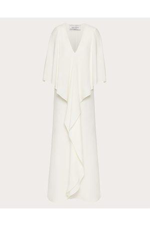 VALENTINO Women Evening dresses - Cady Couture Evening Dress Women Ivory Silk 100% 36