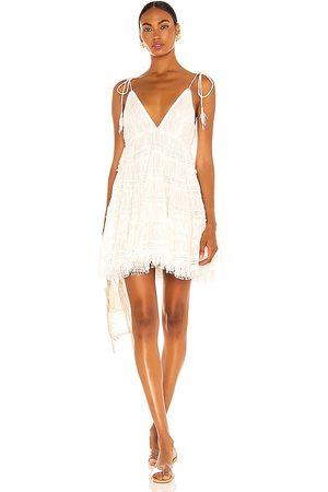 ROCOCO SAND Cia Tier Mini Dress in .