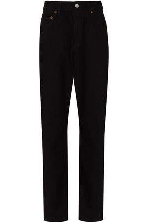 Our Legacy Men Straight - Second Cut straight-leg jeans