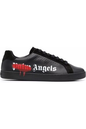 Palm Angels New Spraypaint low-top sneakers