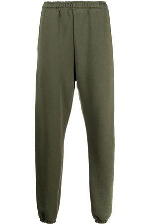 Marni Men Sweatpants - Logo-embroidered track pants
