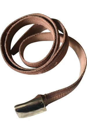 Isabel Marant Leather Belts