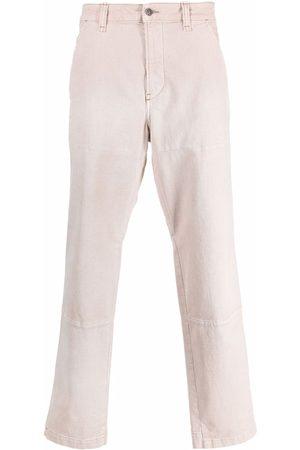Diesel D-Azzer straight-leg jeans - Neutrals