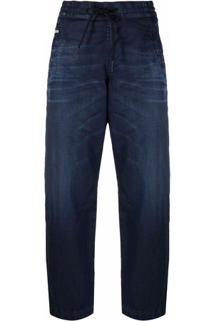 Diesel Women High Waisted - High-rise Krailey JoggJeans
