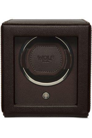 Wolf Cub watch winder box