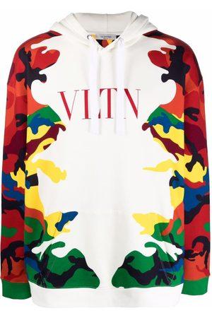 VALENTINO CAMOU7 print hoodie