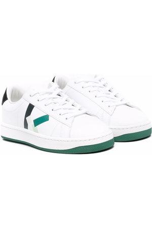 Kenzo Boys Sneakers - Kourt K low-top sneakers