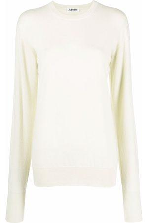 Jil Sander Long-sleeve cashmere jumper