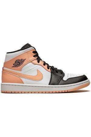 """Jordan Air 1 Mid """"Crimson Tint"""" sneakers"""