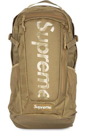 "Supreme Logo-print backpack ""SS 21"" - Neutrals"