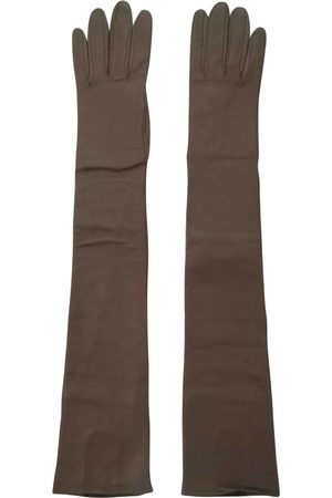 Brunello Cucinelli Leather Gloves