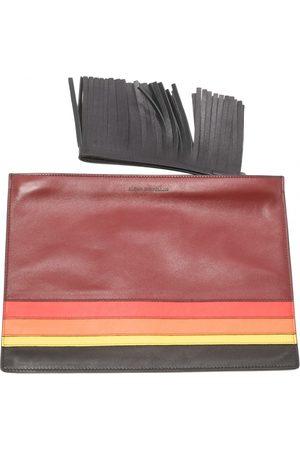 ELENA GHISELLINI Leather Clutch Bags