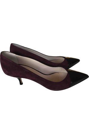 GIANNA MELIANI Leather heels