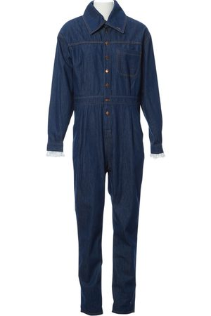 Serafini Cotton Jumpsuits