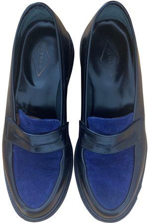 ADIEU PARIS Leather Flats