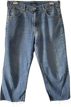 VALENTINO GARAVANI Cotton - elasthane Jeans