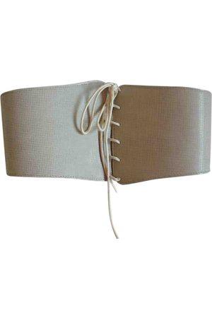 Georgia Alice Leather Belts