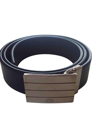 Dior Leather Belts