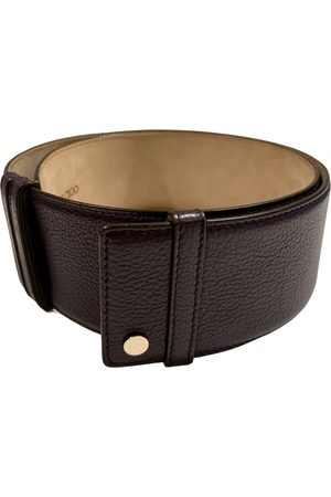 Jimmy Choo Leather Belts