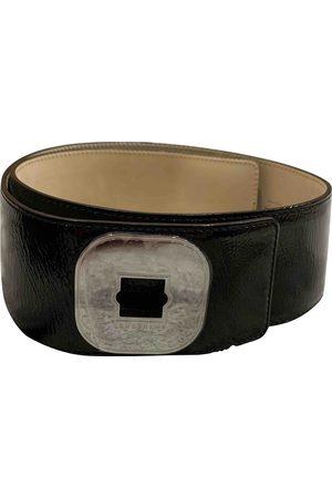 Longchamp Patent leather Belts