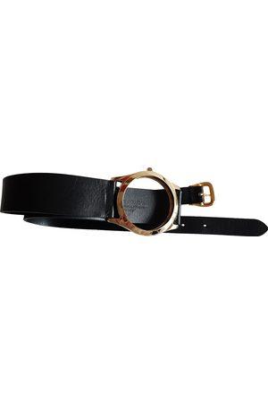 Maison Martin Margiela Leather Belts