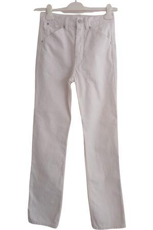 LEMAIRE Cotton Jeans