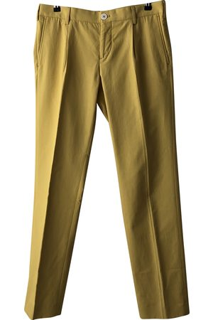 UNKNOWN Cotton Trousers