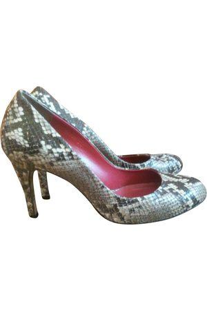 SUECOMMA BONNIE Leather Heels