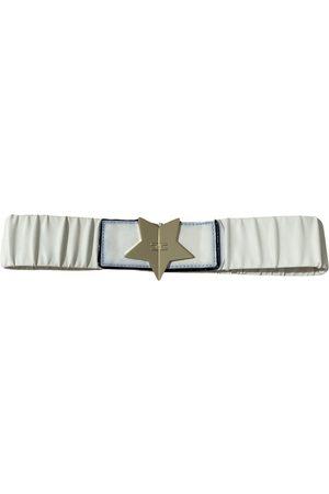 Elisabetta Franchi Leather Belts