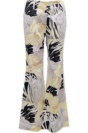 ELIE TAHARI Cotton Trousers