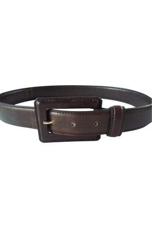 Stephane Kélian Leather Belts
