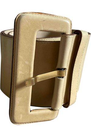 SHARRA PAGANO Leather Belts