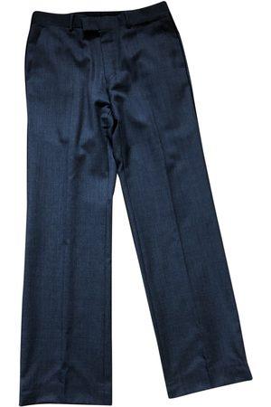 De Fursac Wool Trousers