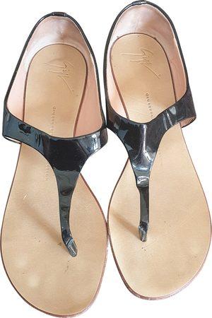Giuseppe Zanotti Patent leather Sandals