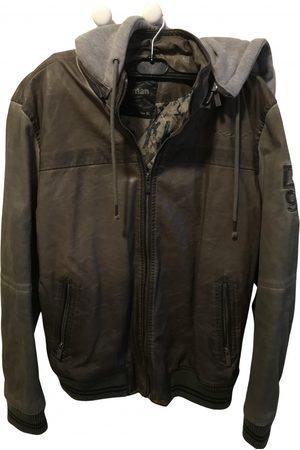 Desigual Leather Jackets