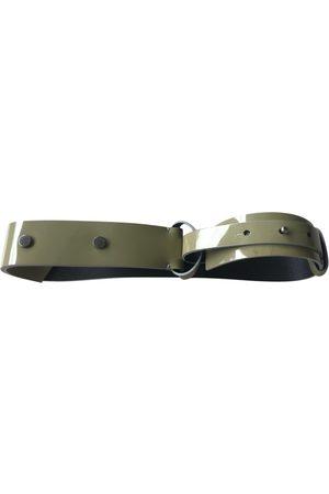 Marni Patent leather Belts