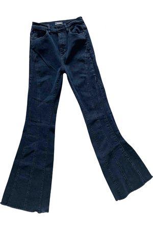 DL1961 Navy Cotton - elasthane Jeans