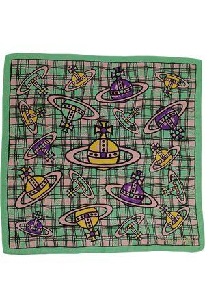 Vivienne Westwood Cotton Scarves & Pocket Squares