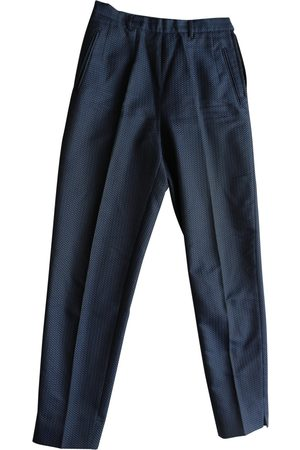NEW YORK INDUSTRIE Polyester Trousers