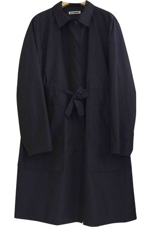 Jil Sander Polyester Coats