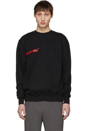 Polythene Optics Logo Vertical Sweatshirt
