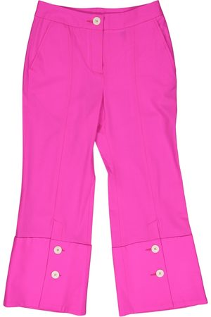 EUDON CHOI Wool Trousers
